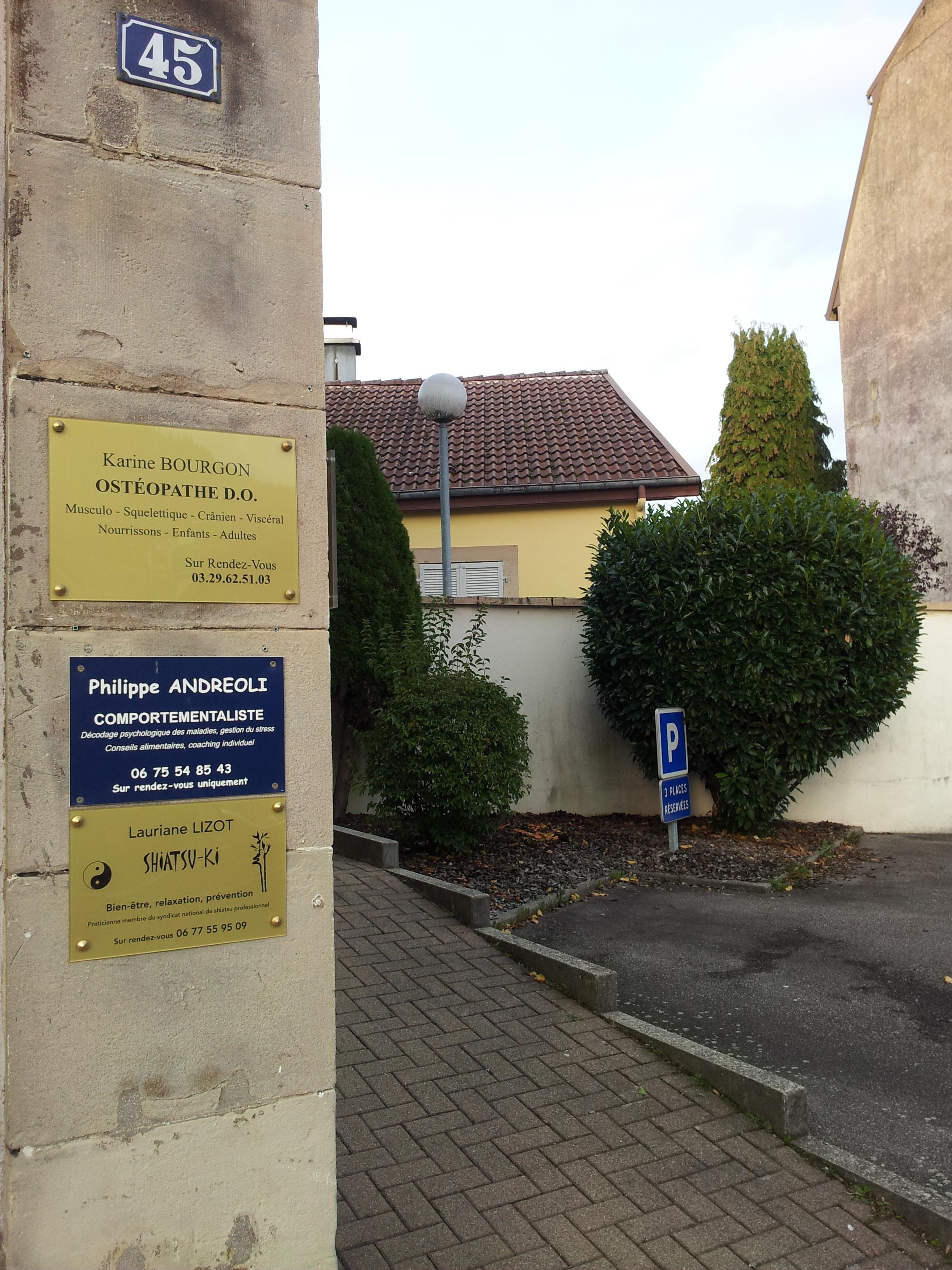 adresse cabinet