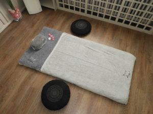 futon japonais de shiatsu